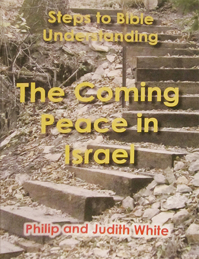 The Coming Peace in Israel booklet